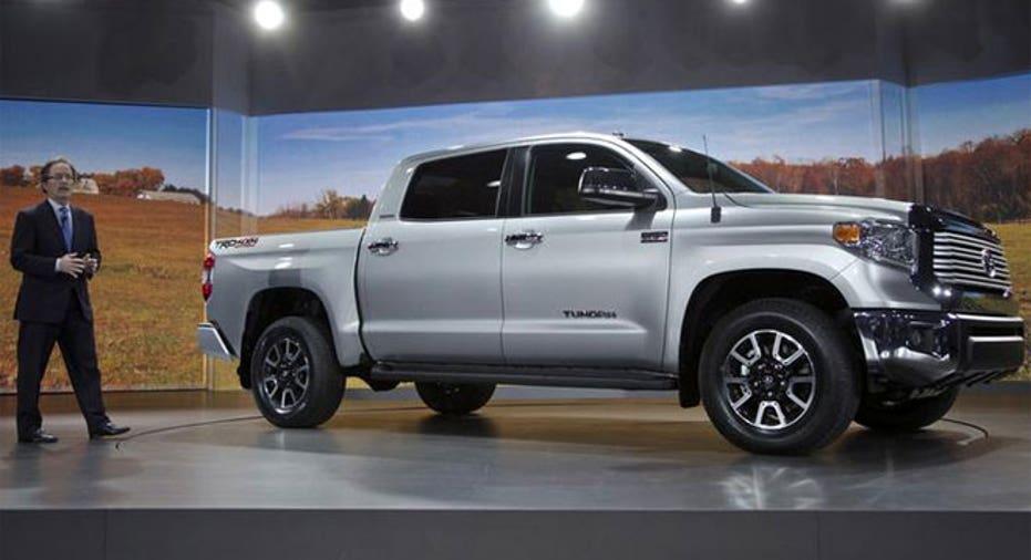 toyota tundra, toyota tundra 2014, toyota, pickup, pickup truck