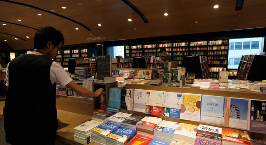book store, shopping, retail