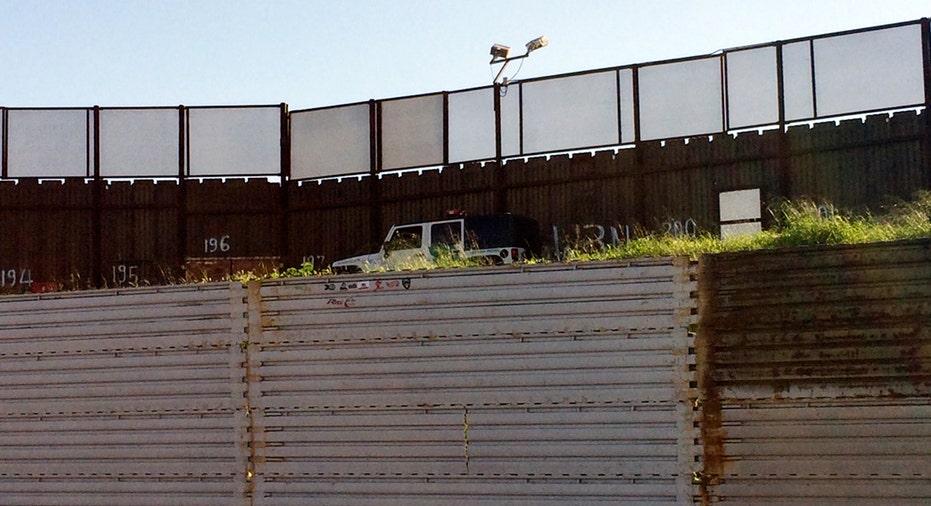 Border Wall, Mexican Border, U.S.-Mexico border