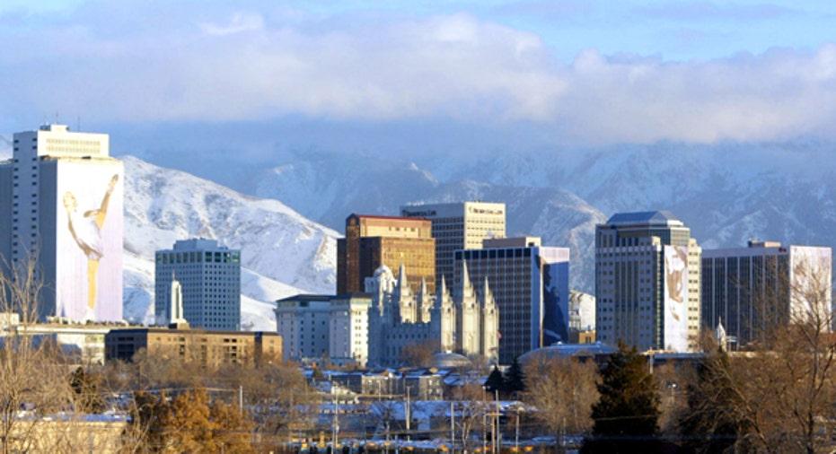 9. Salt Lake City, Utah