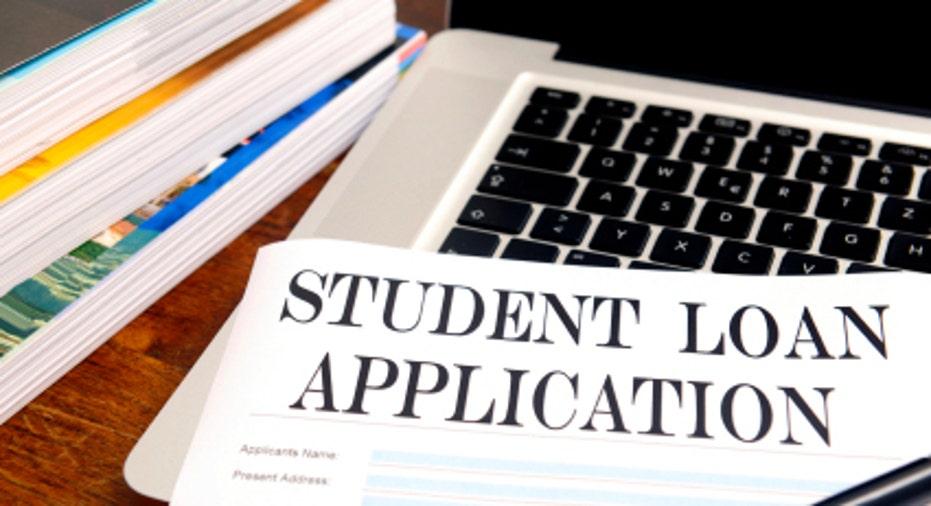 student loan, student loan application