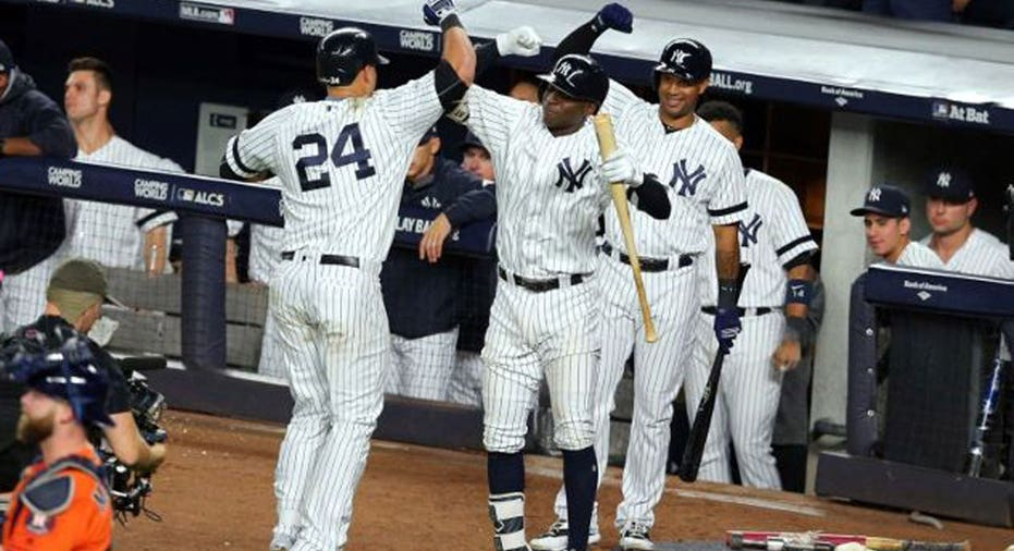 Yanks ALCS5  Brad Penner-USA TODAY Sports