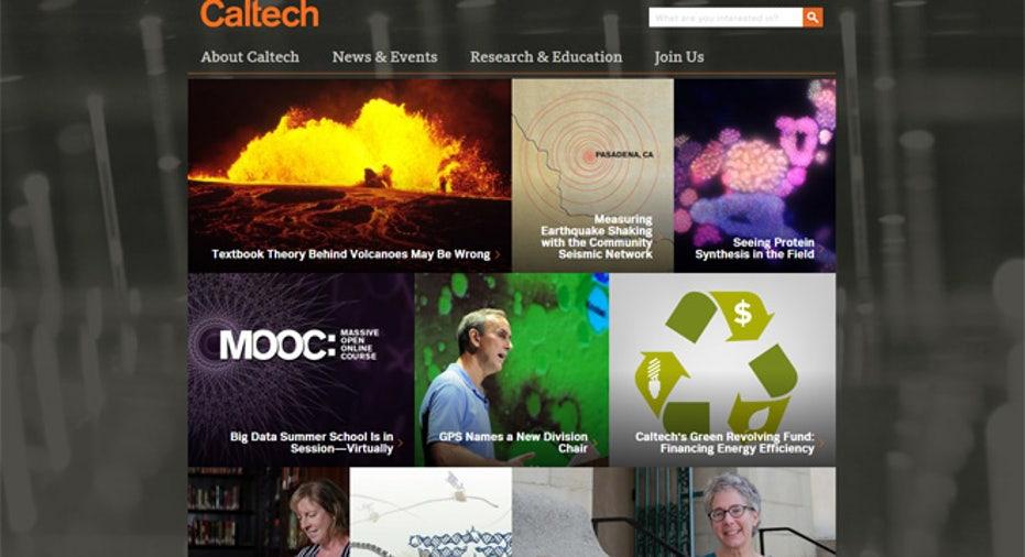 cal tech site