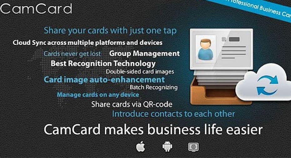 CamCard, PF Slideshow