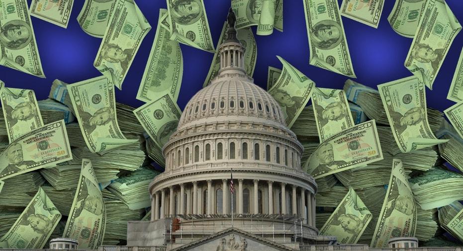 Capitol Building Cash FBN