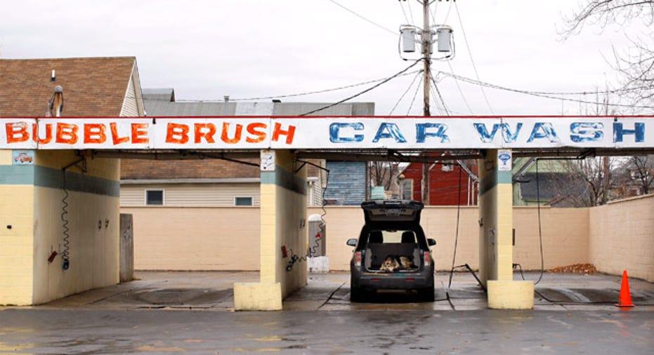 Car Wash Shop Reuters
