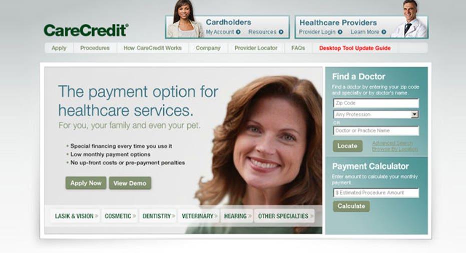 care credit website
