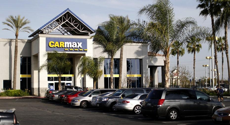 CarMax dealer in California FBN
