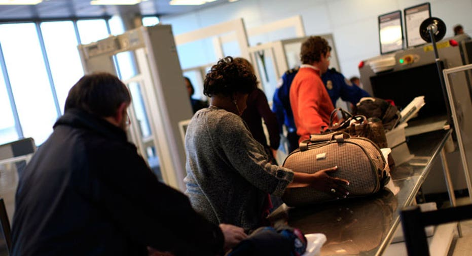 Carry-on Luggage Screening