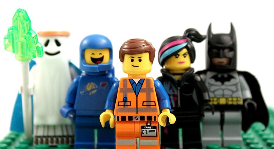 Lego movie_istock