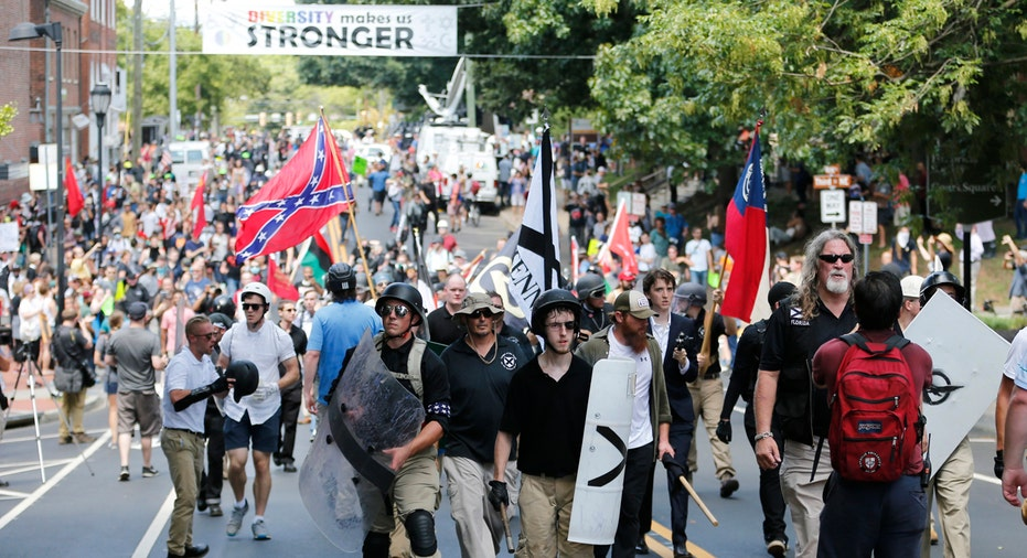 Charlottesville protests