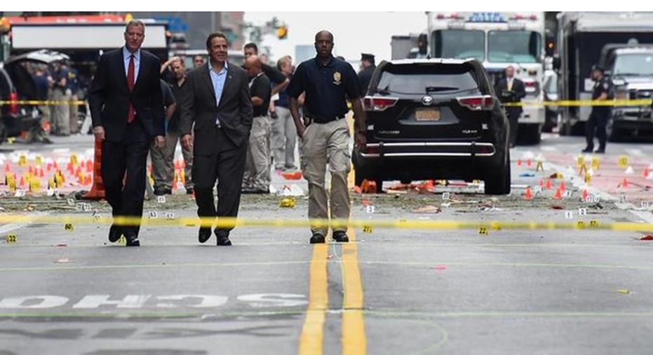 Chelsea Bomb Probe  Reuters