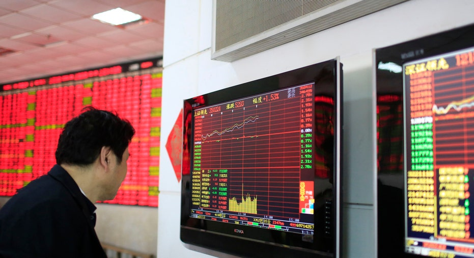 China Stocks RTR FBN