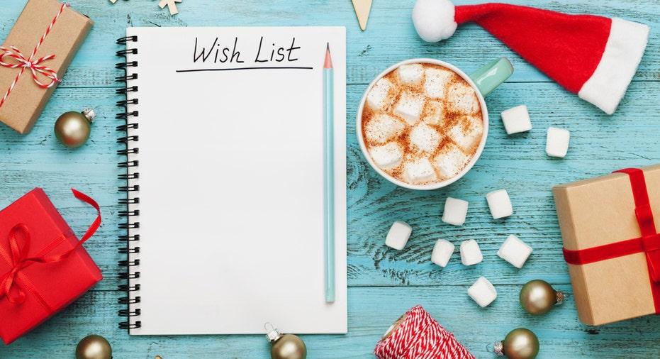 Christmas list fbn