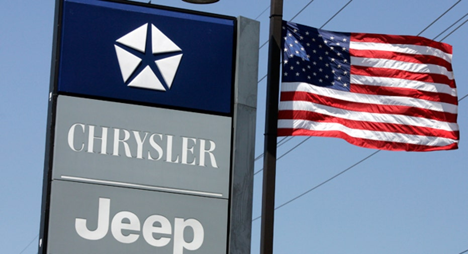 Chrysler Jeep Flag FBN