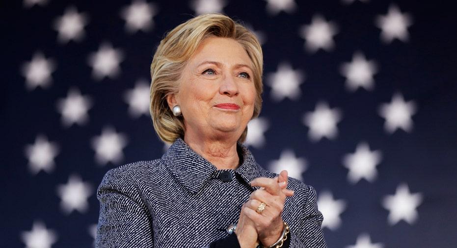 Hillary Clinton, Clinton election