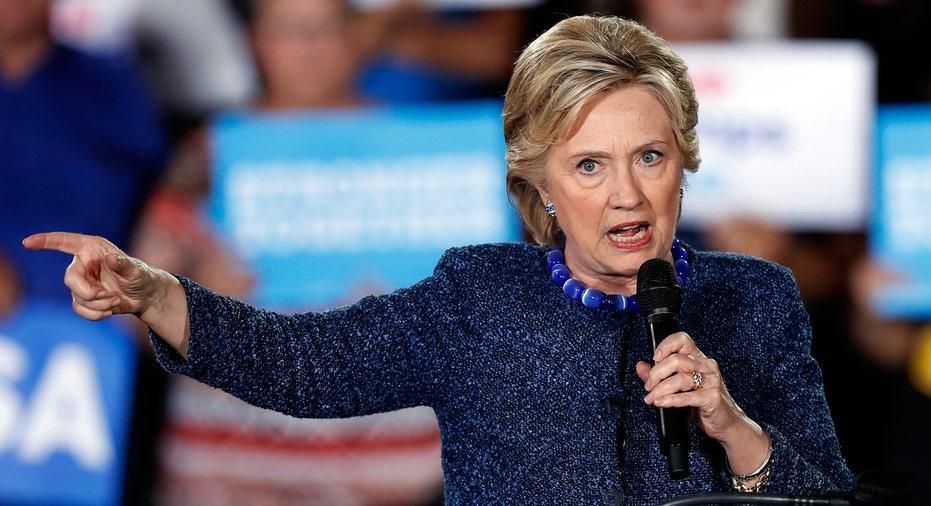 Hillary Clinton, Clinton Campaign, Clinton AP