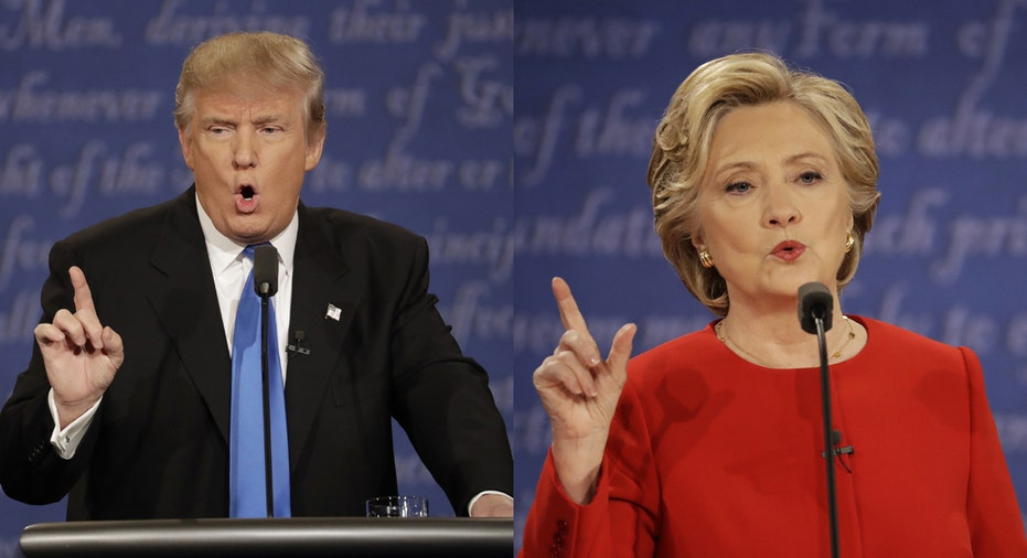 Clinton Trump debate 3 fbn