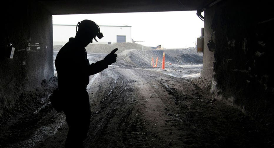 Montana Signal Peak coal mine worker AP FBN
