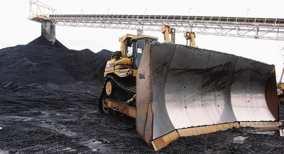 Peabody Energy coal FBN
