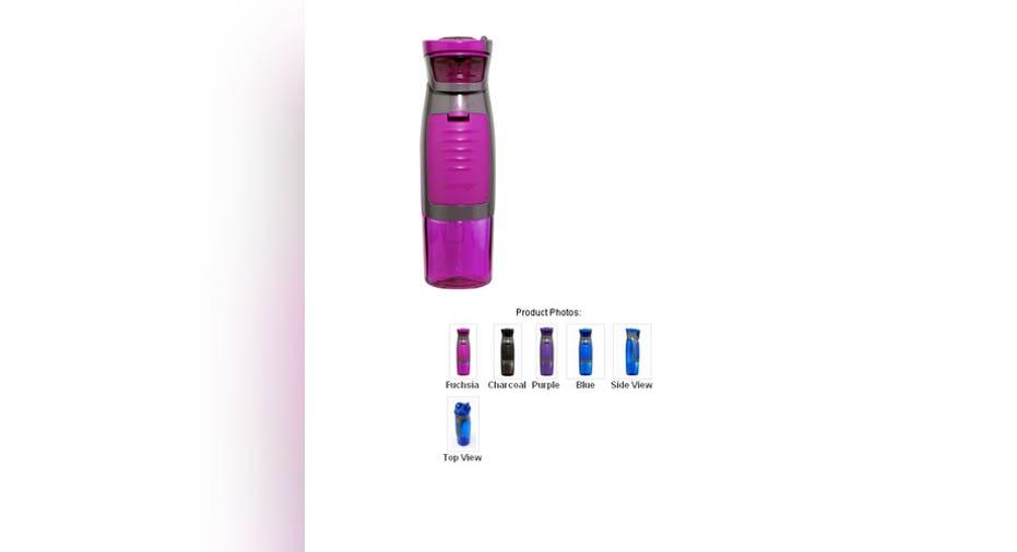 Contigo Water Bottle, PF Slideshow