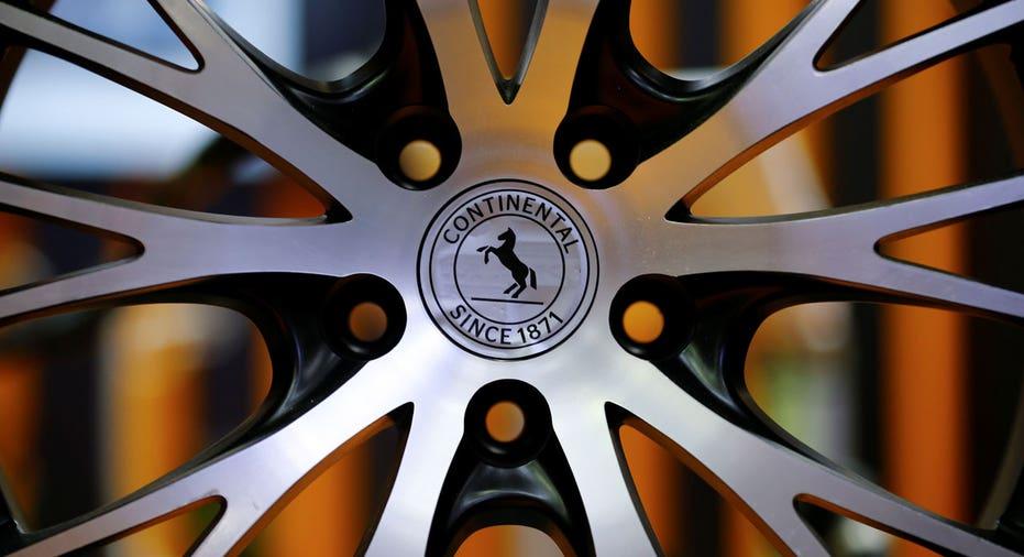 Continental tire FBN