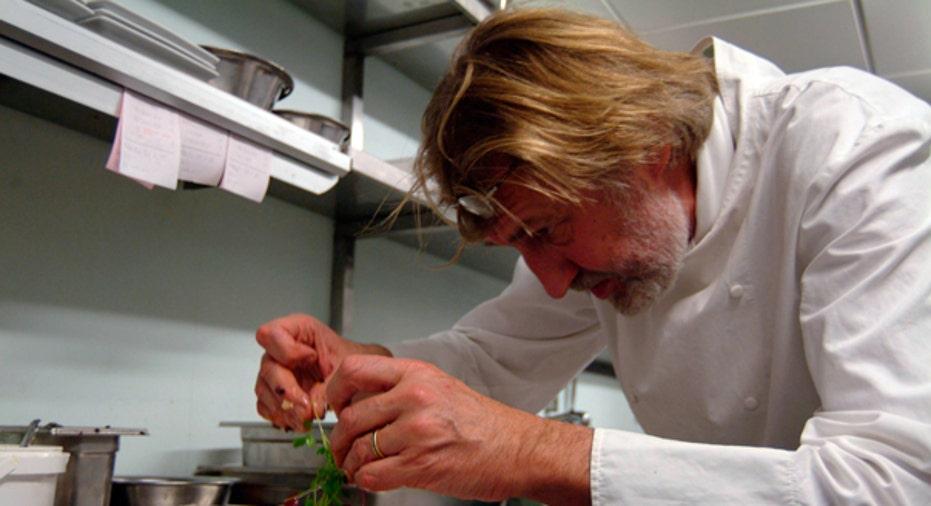 Cooking Chef Entrepreneur