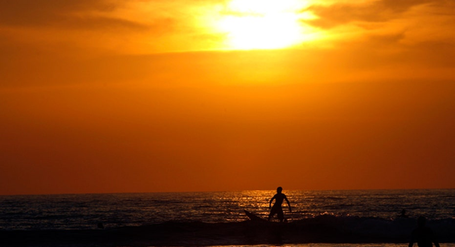 Costa Rica Surfer, Reuters