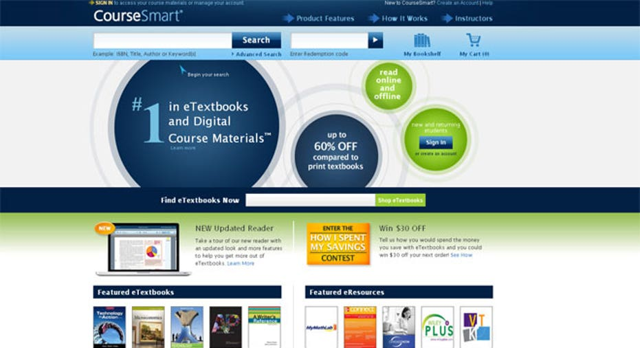 Course Smart, Slideshow