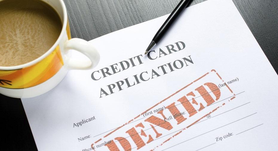 credit card app denied fbn
