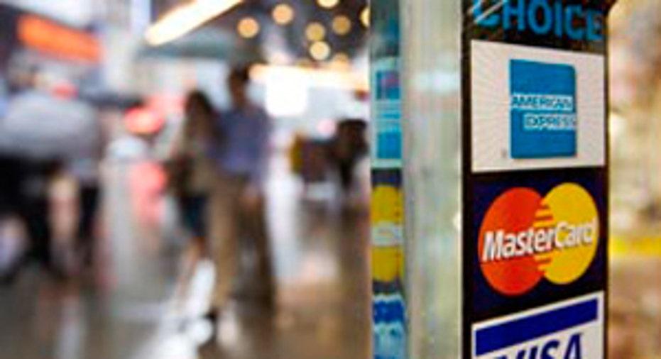 Credit Card Store Window FBN