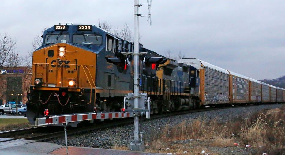 CSX train AP FBN