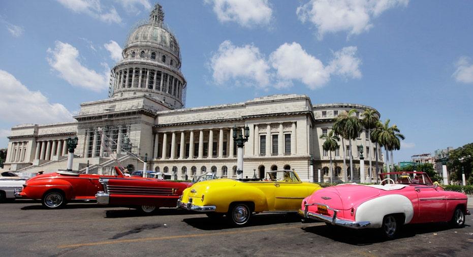 Cuba, havana, cuba classic cars