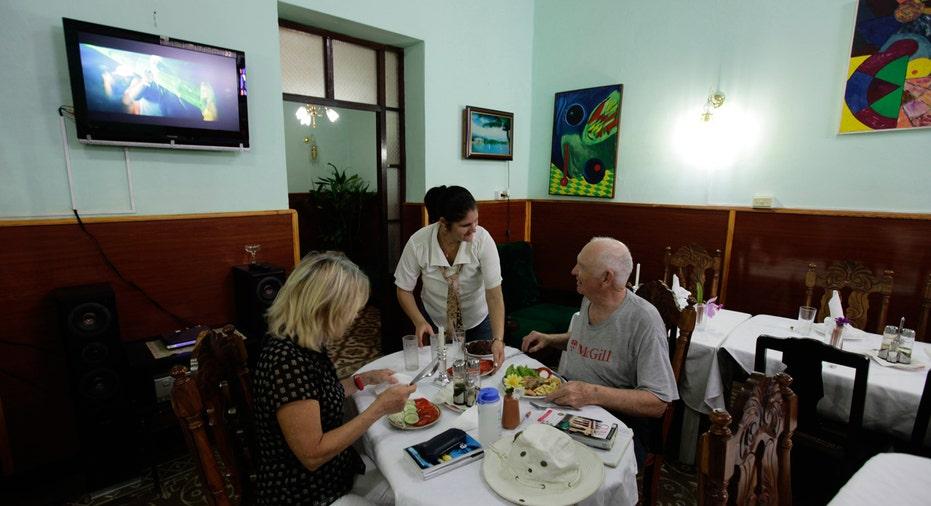 Cuba, Cuban restaurant, travel, vacation, tourism