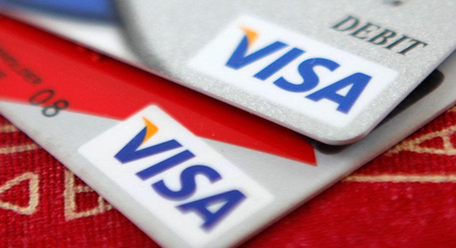 Visa Credit Cards 01
