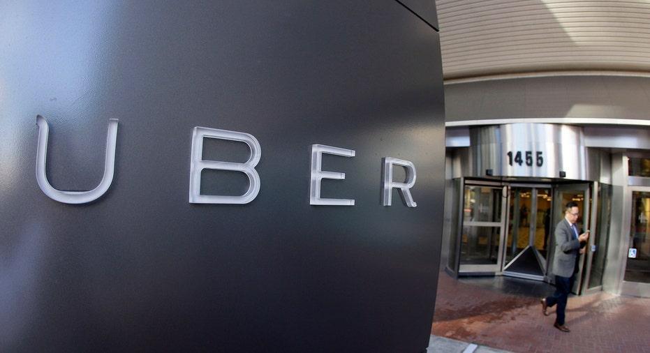 Uber Logo AP FBN