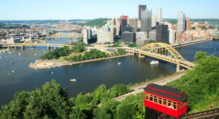 Pittsburgh, city of Pittsburgh