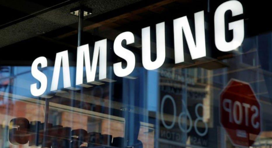 Samsung  Reuters