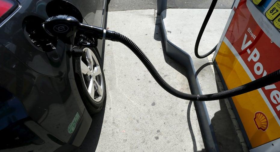 Gas pump California FBN