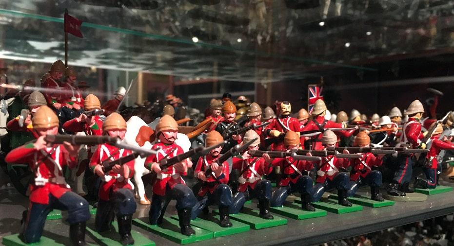 Toy Soldier Collection Strange Inheritance