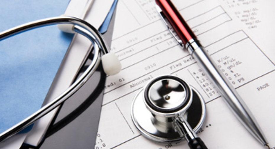 Health Care Bill Stethoscope