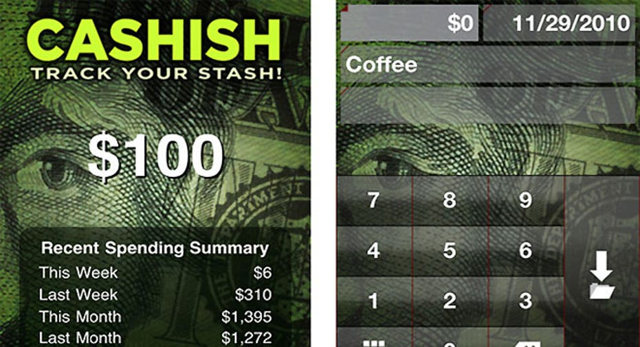 Cashish App, PF Slideshow