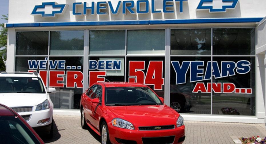 Car Dealership Chevy FBN