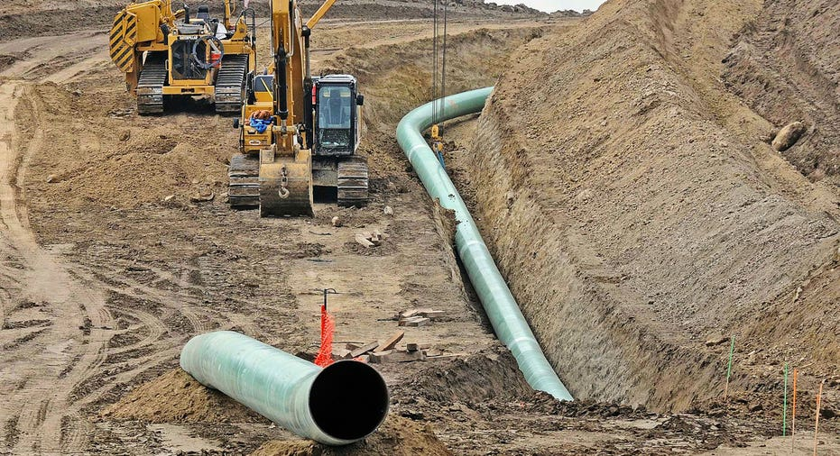 Dakota Access Pipeline FBN AP