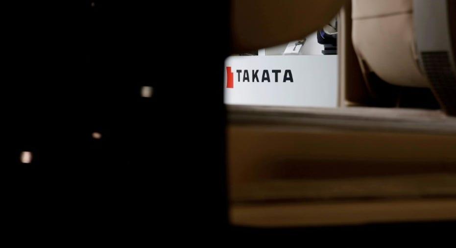 TAKATA-RESTRUCTURING