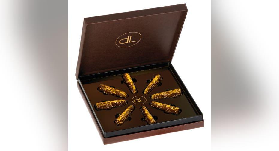 Delafee Gold Chocolates, Lux Slideshow