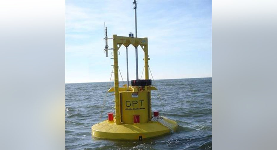 Deployed NJ Buoy