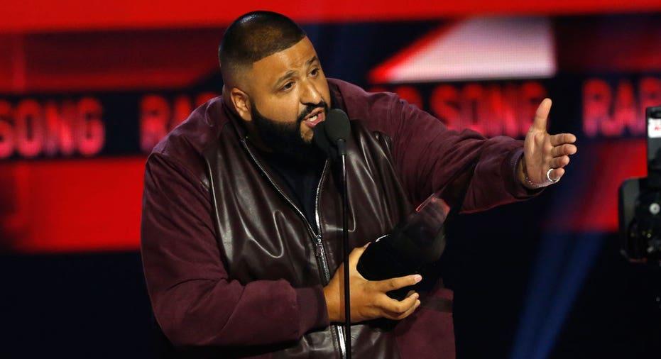 DJ Khaled award show FBN