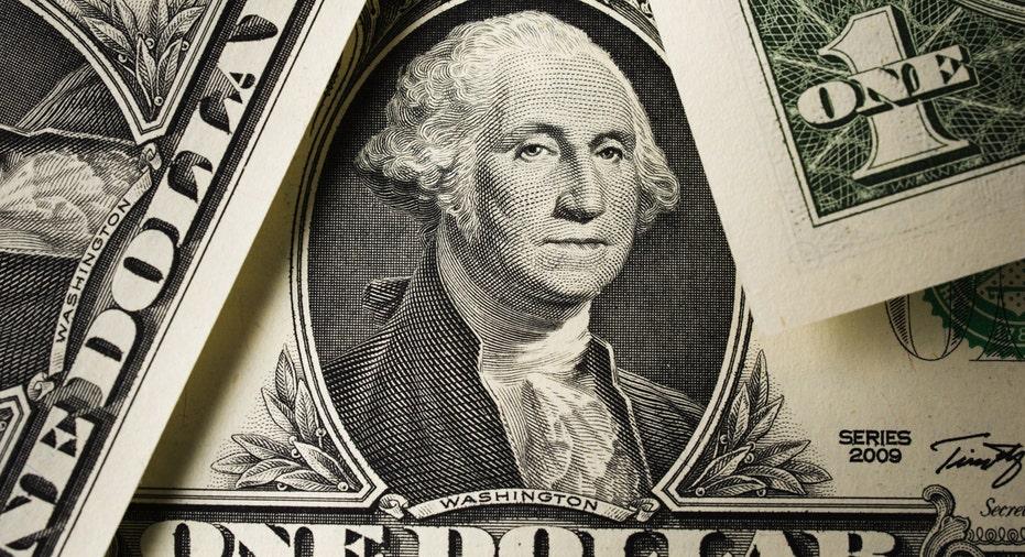 dollar bill close up fbn