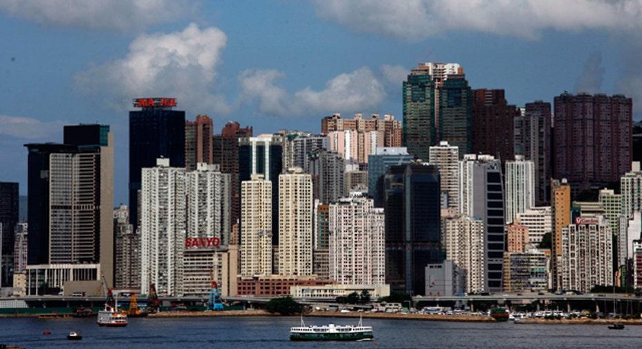 Hong Kong Residential Highrise, Reuters